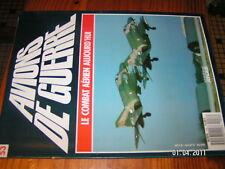Avions de guerre n°53 poster 4 pages RC-135    OTAN sud
