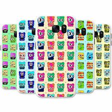 Sponge & Bear Monsters Snap-on Hard Back Case Phone Cover for Samsung Phones