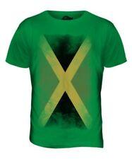 Drapeau jamaïcain Stringer Débardeur Gym Entraînement porter des vêtements de la Jamaïque drapeau Team pour Homme