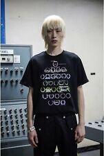 51PERCENT UNCLASSIFIED LAUREL LOGO Tee Black T-Shirt Made in Korea