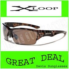 Men's Designer X Loop Sunglasses XL46503 UV400 Davis A1