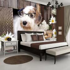 Fototapete Tapete Wandbild Vlies 1D20166680 Photo Wallpaper Mural Hund Art Tier