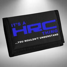HRC Wallet / Purse Superbike Motorcycle Moto GP Honda Racing
