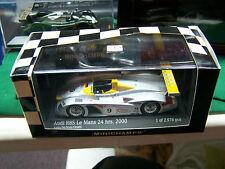 1:43  MiniChamps Audi R8S Le Mans 24 hrs 2000   MIB  L@@K  NICE