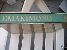 EMAKIMONO - pitture giapponesi su rotoli IL SAGGIATORE