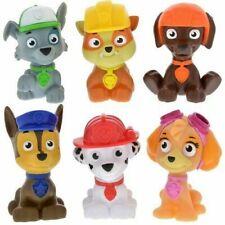 "Nickelodeon Paw Patrol Mini Figures 2"" Zuma Rocky Marshall Rubble Chase Skye"