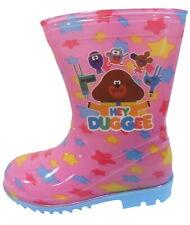 Hey Duggee - Bottes de pluie pour bébés filles Wellington