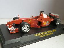 Formule 1 - Ferrari  F2002 - 1/43e edition fabbri N°25