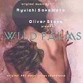 Wild Palms - Original Soundtrack (CD 1993) Ryuichi Sakamoto, The Zombies