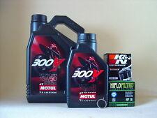 Motul 300V 15W50 Öl + Ölfilter TRIUMPH 600 TT Bj 2000-2005
