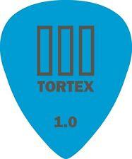 Dunlop Tortex III 1.00 Plettri/Plettri confezione da 12