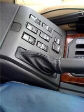 Se adapta a Range Rover P38 Freno De Mano Manga Polaina, cubierta de cuero