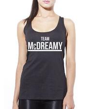Team McDreamy Womens Vest Tank Top