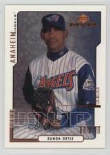2000 Upper Deck MVP #4 Ramon Ortiz Los Angeles Angels Baseball Card
