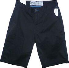 Mens AEROPOSTALE Solid Skate Uniform Flat Front Shorts NWT #7241-1