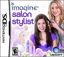 Nintendo DS/Lite/DSi Game IMAGINE: SALON STYLIST