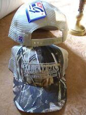 Southern Mississippi Golden Eagles Camo Mesh Adjustable Snapback Hat Cap USM MS