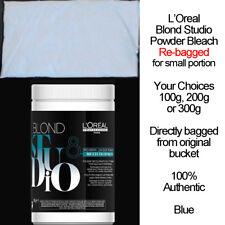 L'Oreal BLOND STUDIO Multi-techniques lightening bleach powder Blue Re-bagged