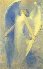 Angel Lady Great Wings Fine Art 1912 Fine Art Reproduction FREE S/H
