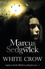 White Crow, Marcus Sedgwick, New Book
