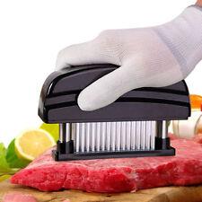 1 PC Stainless Steel Meat Tender Kitchen Pork Chicken Steak Knock Pine Needle