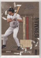 2004 Donruss Leather & Lumber Materials Bat /100 Lance Berkman #62