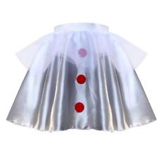 Women's Pennywise CLOWN Costume Skirt HALLOWEEN Costume IT FANCY DRESS SKIRT