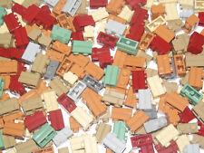 Lego ® Lot x4 Briques 1x2 Mur Morceaux Brick Masonry Clinker Choose Color 98283