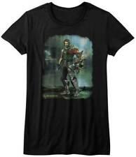 Bionic Commando Damaged Road X Box 360 NES Video Game Womans T Shirt
