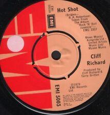 "CLIFF RICHARD hot shot 7"" WS EX/ uk EMI 5003 sol"
