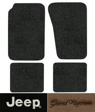 1984-1991 Jeep Grand Wagoneer Floor Mats - SJ - 4pc - Cutpile
