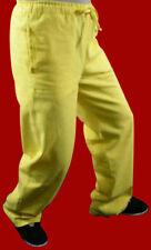 Lin Premium Pantalon Doré Kung Fu Tai Chi Sarouel Sport Jogging Sur Mesure#108