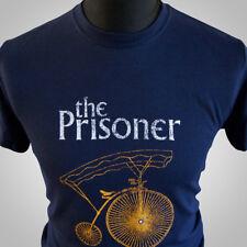 Le prisonnier Rétro série TV T Shirt Dangerman Vintage Cool Tee Penny Farthing B