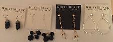 White House Black Market Earrings:  Select Your Favorite!