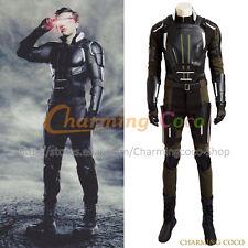 X-Men: Apocalypse Cosplay Cyclops Scott Summers Costume Uniform Halloween Outfit