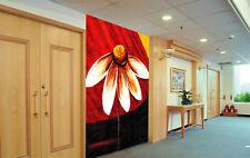 Papel Pintado Mural De Vellón Rojo Pétalo Pintura 1 Paisaje Fondo De Pantalla ES