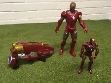 Iron Man Figure Repulsor hablando sonidos que tu elijas