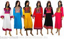 Orient Nomaden kuchi Tracht afghan kleid Tribaldance afghanistan dress