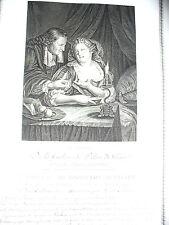 L'ANELLO DI FIDANZAMENTO  - 1786 PALAIS  ROYAL  - GODEFROY SCHALKEN - OLANDA