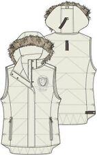 HV Polo Simla équitation équestre fourrure capuche doublée hiver chaud veste sans manches