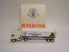 Winross Pennsylvania House 60th Anniversary Mack w/ Van Trailer 1993 Ltd Ed