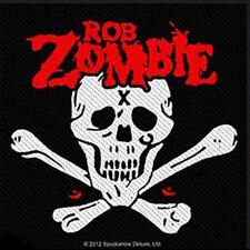 ROB ZOMBIE - Patch Aufnäher The Return 10x10cm