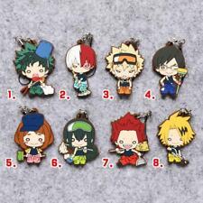 Banpresto My Hero Academia Boku no Hero Akademia Rubber Strap Keychain Bakugo
