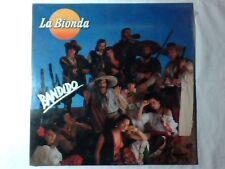 LA BIONDA Bandido lp SIGILLATO