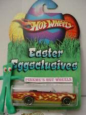 2010 Hot Wheels EASTER Eggs '67 PONTIAC GTO 1967☆RED☆Walmart Exclusive☆☆