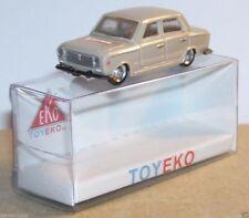 MICRO TOY EKO TOYEKO HO 1/86 1/87 MADE IN SPAIN SEAT 124 REF 2065 & M IN BOX