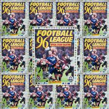 Panini Football League 96 (1996) Stickers Team Sets English Teams - Various