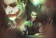 Joker Batman The Dark Knight Movie JK06 POSTER ART PRINT A4 A3 BUY 2 GET 1 FREE