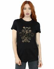 Avengers Mujer Infinity War Icons Camiseta Del Novio Fit