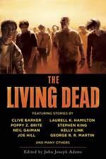 The Living Dead, Ellison, Harlan, Barker, Clive, Gaiman, Neil, King, Stephen, Ma
